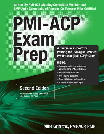 Coperta PMI-ACP® Exam Prep, Ediția a 2-a – manualul tău de Agile!