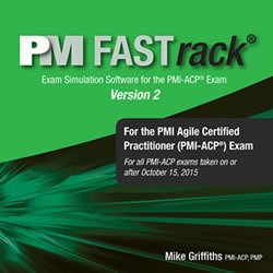 Coperta PM FASTrack® PMI-ACP® Exam Simulation Software