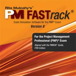 Coperta PM FASTrack® for the PMP® Exam