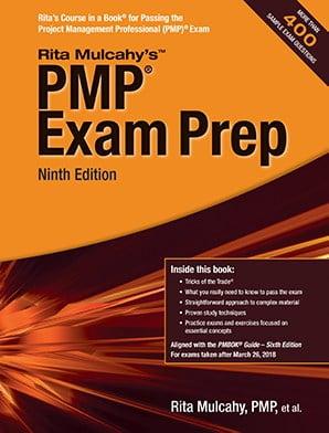 Coperta PMP® Exam Prep, Ediția  9