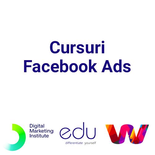 Cursuri Facebook Ads