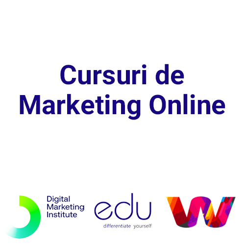 Cursuri Marketing Online